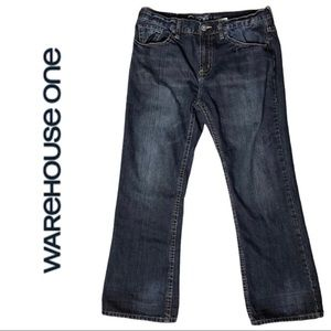 💋2/$30💋Warehouse One Bootcut Distressed Jeans
